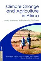 Climate Change and Agriculture in Africa: Impact Assessment and Adaptation Strategies - Earthscan Climate (Hardback)