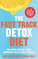 The Fast Track Detox Diet (Paperback)