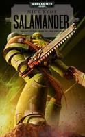 Salamander - Tome of Fire (Paperback)