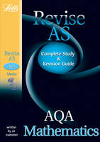 AQA Maths: Study Guide - Letts AS Success (Paperback)