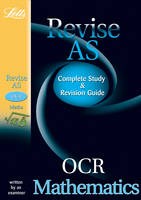 OCR Maths: Study Guide - Letts AS Success (Paperback)