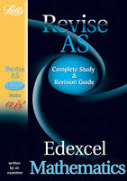 Edexcel Maths: Study Guide - Letts AS Success (Paperback)