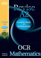 OCR Maths: Study Guide - Letts A-level Revision Success (Paperback)