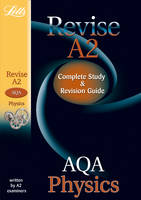 AQA Physics: Study Guide - Letts A-level Revision Success (Paperback)