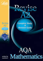 AQA Maths: Study Guide - Letts A2 Success (Paperback)