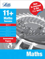 Maths Age 6-7: Assessment Papers - Letts 11+ Success (Paperback)