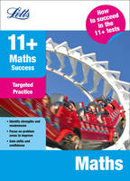 Maths: Targeted Practice - Letts 11+ Success (Paperback)