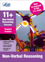Non-Verbal Reasoning: Targeted Practice - Letts 11+ Success (Paperback)