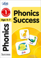 Phonics 1: Practice Activities - Letts Key Stage 1 Success (Paperback)