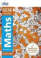 GCSE 9-1 Maths Foundation Revision Guide - Letts GCSE 9-1 Revision Success (Paperback)