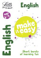 English Age 6-7 - Letts Make It Easy (Paperback)