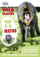 Maths - Maths Age 5-6 - Letts Wild About (Paperback)