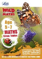 Maths - Times Tables Age 5-7 - Letts Wild About (Paperback)