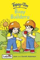 Busy Builders - Topsy & Tim No. 8 (Hardback)
