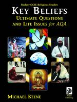 Badger GCSE Religious Studies: Key Beliefs, Ultimate Questions and Life Issues for AQA - Badger GCSE Religious Studies (Paperback)