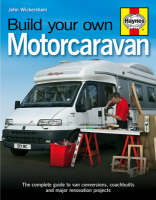 Build Your Own Motorcaravan (Board book)