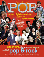 Pop: The Weird, the Whacky, the Wonderful World of Pop and Rock (Hardback)