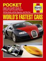 World's Fastest Cars: The fastest road and racing cars on earth - Pocket Manual (Paperback)