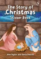 The Story of Christmas: Sticker Book