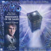 Renaissance of the Daleks - Doctor Who 93 (CD-Audio)