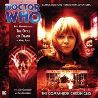 The Doll of Death: 3.3 Doll of Death, the - Doctor Who: The Companion Chronicles 3.3 (CD-Audio)