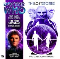 The First Sontarans - Doctor Who: The Lost Stories 3.06 (CD-Audio)