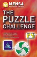 Mensa: The Puzzle Challenge (Spiral bound)