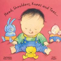 Head, Shoulders, Knees and Toes in Arabic and English - Board Books (Paperback)