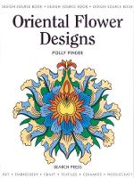 Design Source Book: Oriental Flower Designs - Design Source Books (Paperback)