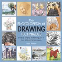 The Encyclopedia of Drawing Techniques - Encyclopedia of (Paperback)