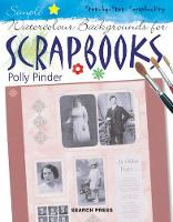 Simple Watercolour Backgrounds for Scrapbooks (Paperback)