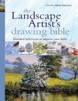 The Landscape Artist's Drawing Bible - Artist's Bible (Spiral bound)