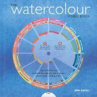 Watercolour Wheel Book - Colour Wheel Books (Paperback)