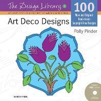 Design Library: Art Deco Designs (Dl05) - Design Library (Paperback)