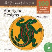 Design Library: Aboriginal Designs (DL08) - Design Library (Paperback)