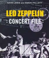 """""""Led Zeppelin"""" Concert File"""