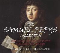 Samuel Pepys Collection (CD-Audio)