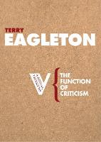 The Function of Criticism (Paperback)