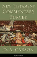 New Testament Commentary Survey (Paperback)