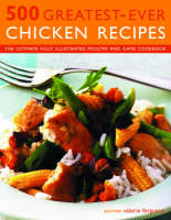 500 Greatest-ever Chicken Recipes (Paperback)