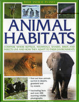 Animal Habitats: Compare Where Reptiles, Mammals, Sharks, Birds and Insects Live and How They Adapt to Their Environments - Wild Animal Planet (Paperback)