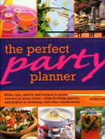 Perfect Party Planner (Paperback)