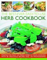 Best-ever Easy-to-use Herb Cookbook (Paperback)