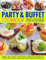 Party and Buffet Cookbook (Paperback)