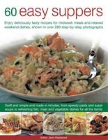 60 Easy Suppers (Paperback)