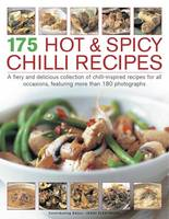175 Hot & Spicy Chilli Recipes (Paperback)