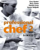 Professional Chef - Level 2 - S/NVQ (Paperback)