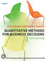 Quantitative Methods for Business Decisions (Paperback)