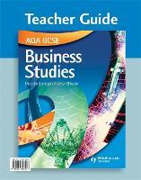 AQA GCSE Business Studies Teacher Guide + CD-ROM (Spiral bound)
