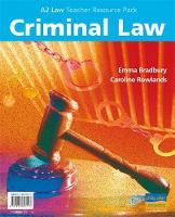 A2 Criminal Law Teacher Resource (Hardback)